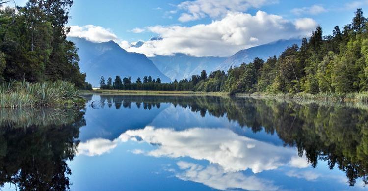 New Zealand scenic