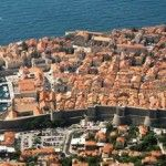 The Walled Old City of Dubrovnik