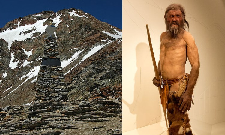 Otzi the iceman, bolzano, italy vbt, blog
