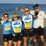 Martha's Vineyard Bike Tour guests
