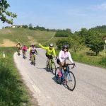 Italy biking