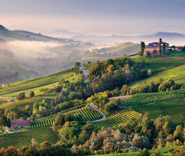 Cycling Piedmont: Into Italy's Slow Food Farmland