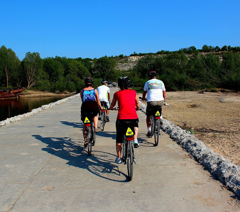 Poland: Cycling Through The Old World - VBT guests biking