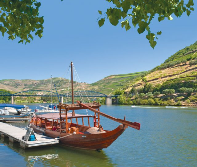 Pathways of Portugal: Walking the Douro Valley