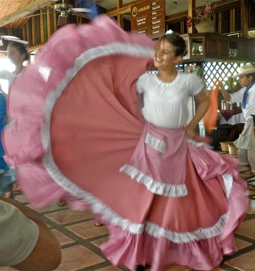 Costa Rican Dress