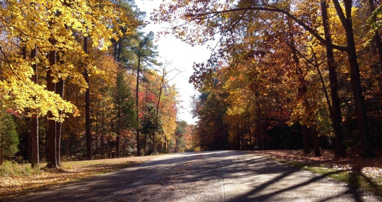 Colonial Parkway, Virginia