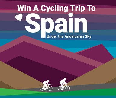 Win a trip to Spain!