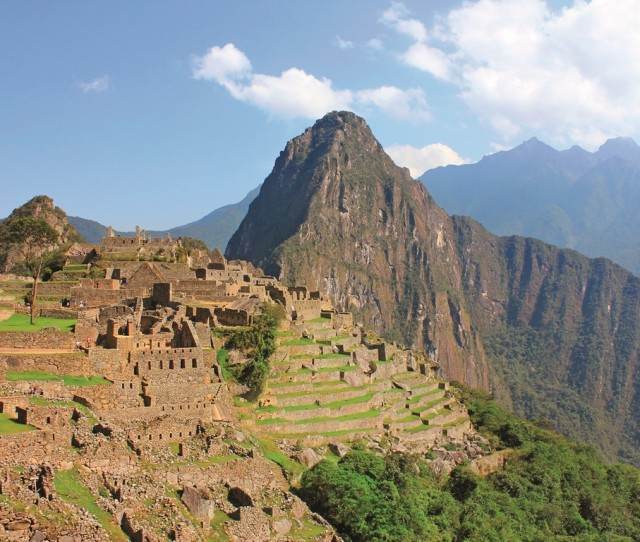 Peru Machu Picchu Walking_lead