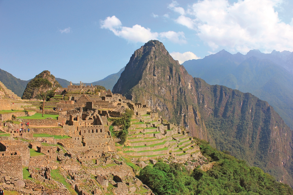 Machu Picchu Guided Walking Tours Vbt Walking Vacations