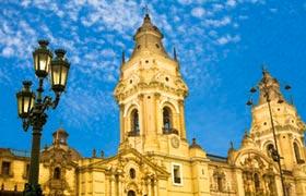 Pre Trip in Lima Peru