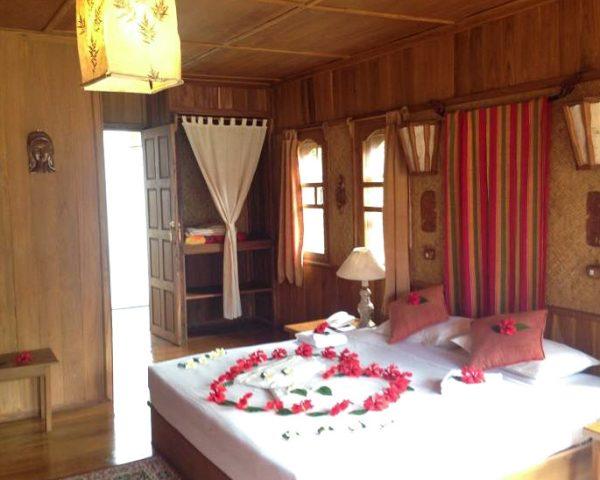 Pindaya Inle Inn Guest Room