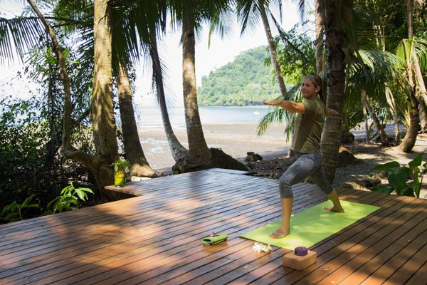 Playa Cativo Lodge Yoga and Spa