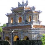 Hien Nhan Gate, Vietnam Bike Tour