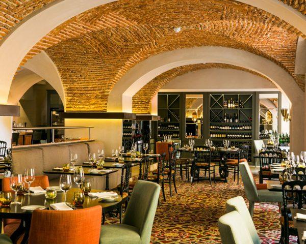 Pousada de Lisboa restaurant
