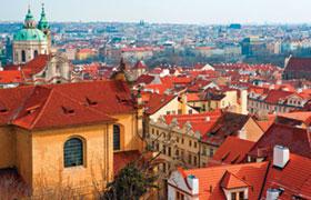 Prague pretrip czech bike tour extension