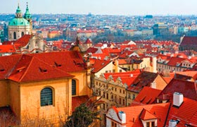 Prague post trip extension