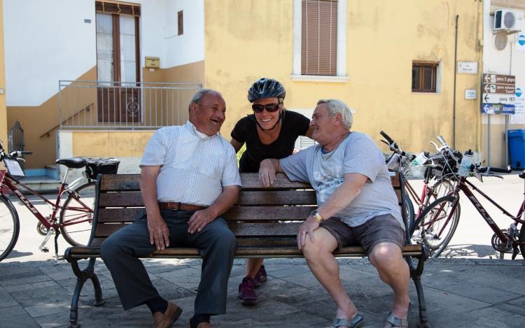 Puglia locals