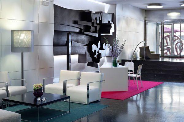 NH Collection Villa de Bilbao Lobby