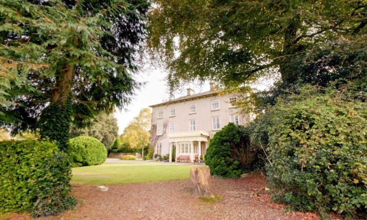 Richmond House, Coppoquin; VBT Southern Ireland Bike Tour