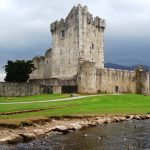 Ross Castle, Killarney, Ireland Walking Tour