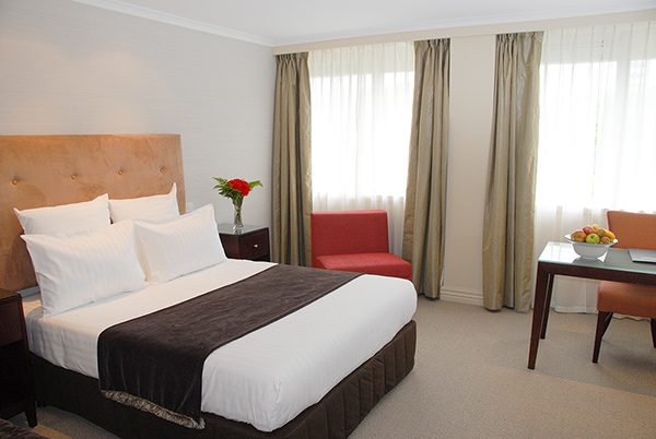 Rutherford Hotel New Zealand Guest Suite