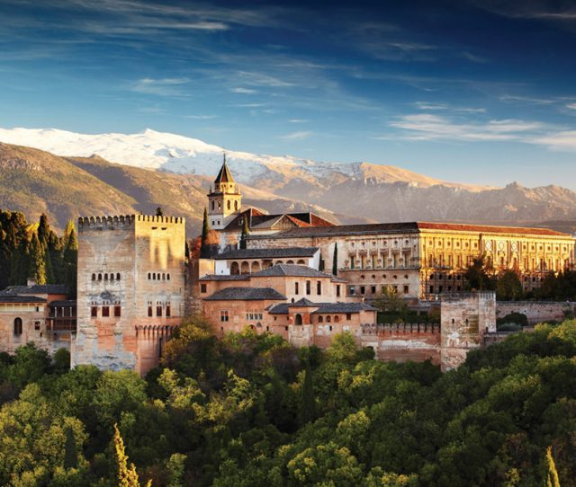 Spain: Under the Andalusian Sky