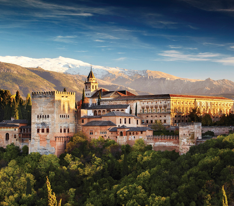 Andalusia Spain Guided Bike Tour Vbt Bicycling Vacations
