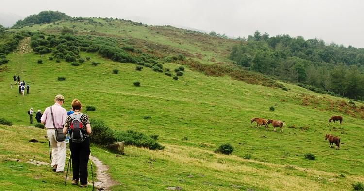 Walk Spain