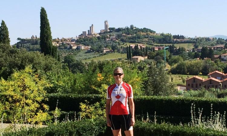 San Gimignano VBT Biking