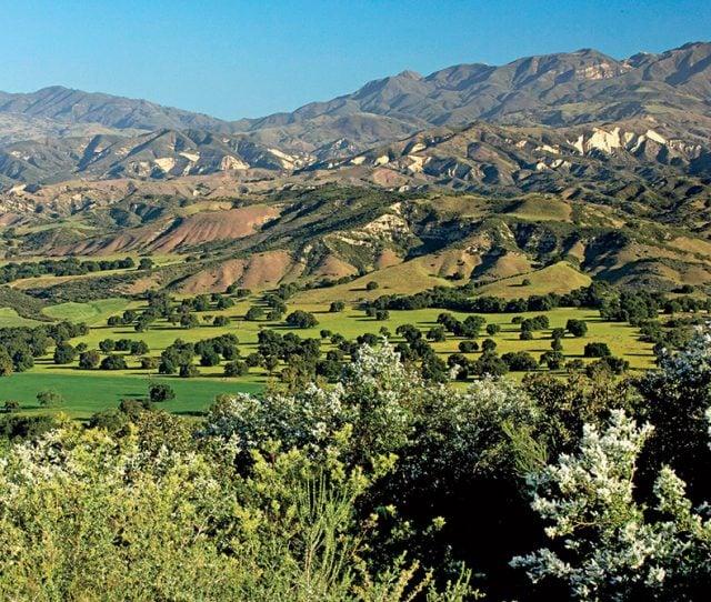 Santa Barbara & The Santa Ynez Valley