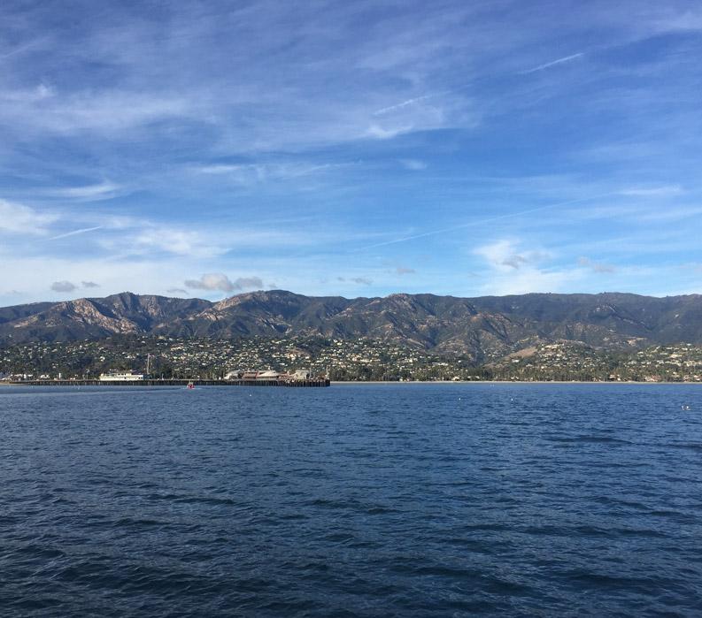Santa Barbara and the Santa Ynez Valley, Catamaran Excursion