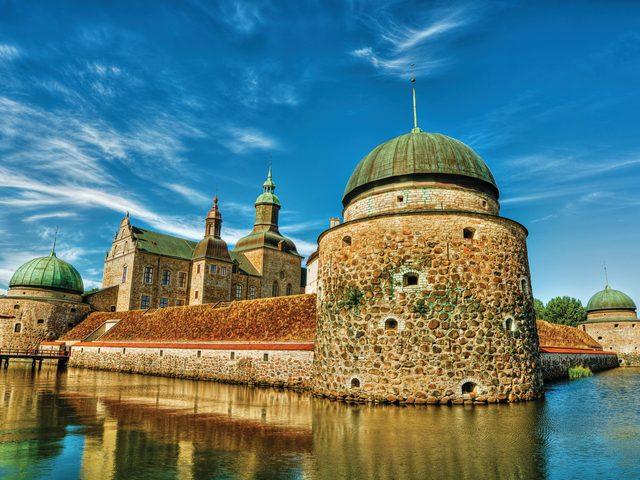 Vadstena Castle, Scandinavia
