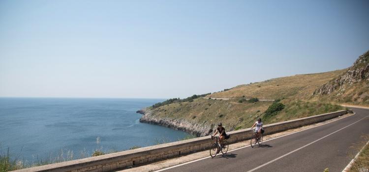 Puglia, Biking, Adriatic