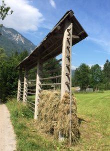 Slovenia Hay rack, SLB, blog