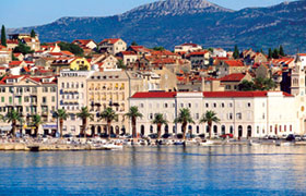 Split Croatia is a post bike tour extension