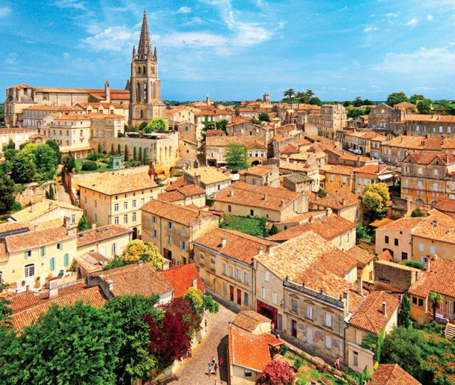 St Emilion Bordeaux Bike Tour