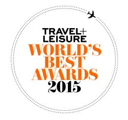 Travel leisure worlds best awards 2015