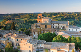 Italy, Umbria, Terni district, Orvieto