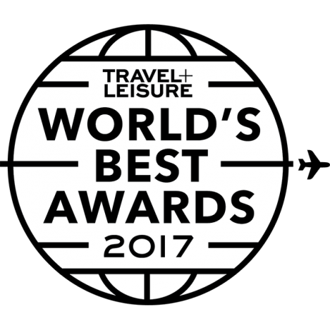 World's Best Awards 2017 - Top Tour Operator