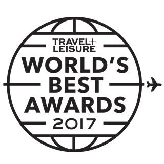 World's Best Awards 2017 - Top Tour Operator
