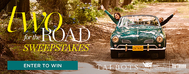 Talbots Road Trip Email