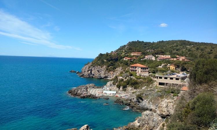 Talamone, Tuscany coast, vbt