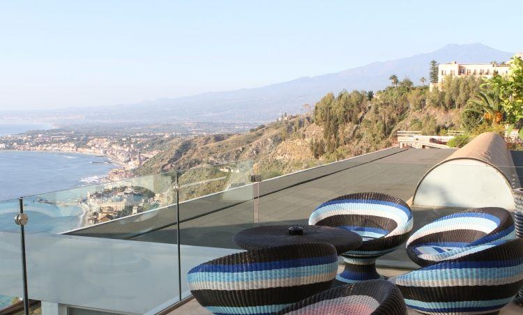 Taormina Hotel View