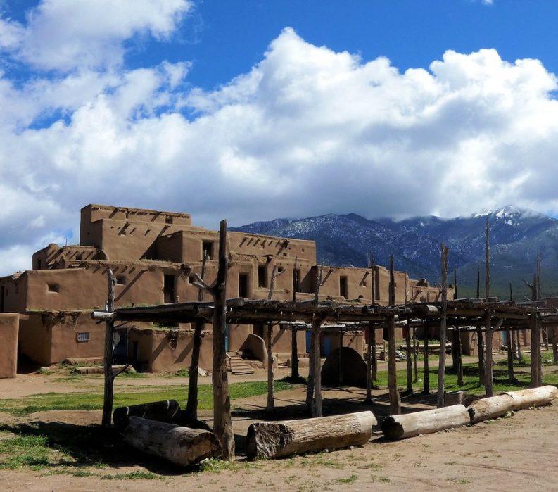 Taos Pueblo, New mexico, VBT