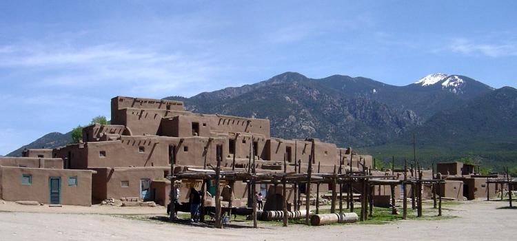Taos Pueblo, VBT New Mexico Walking Tour