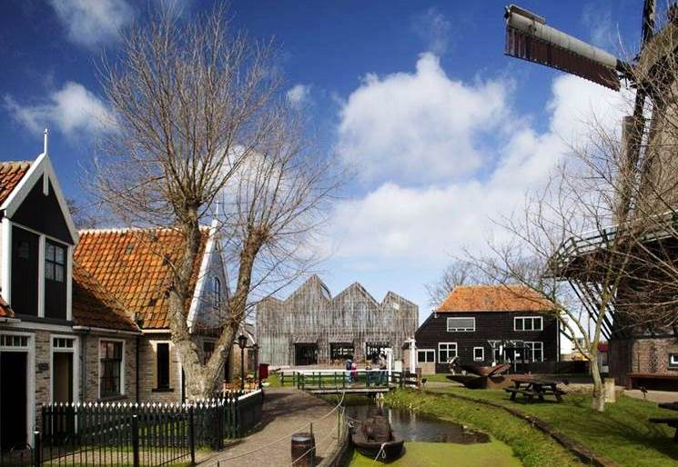 Texel Museum, North Holland