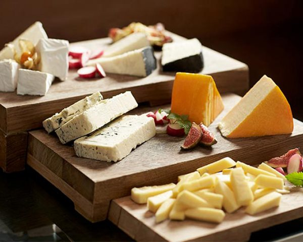 The Square cheese board