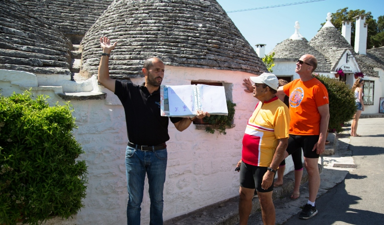 Tour of Trulli house