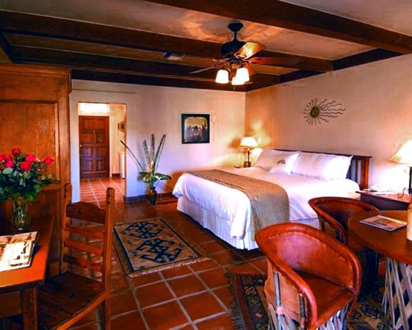 Tubac Golf Resort Bedroom