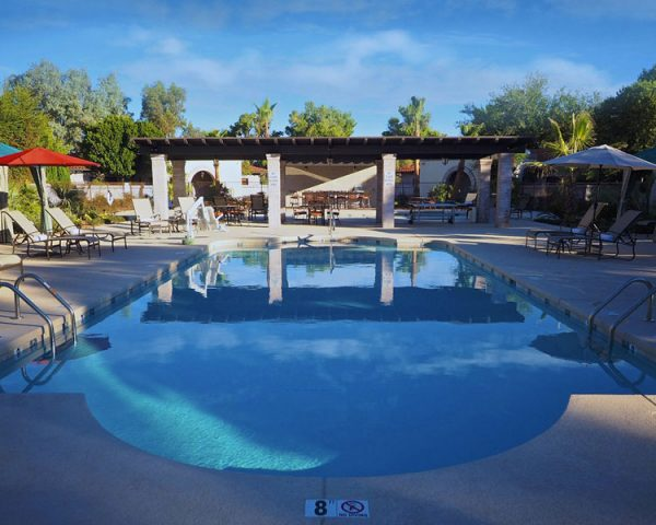 Tubac Golf Resort Pool